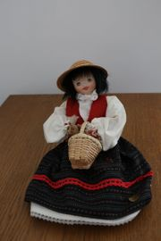 Puppe Sammler sehr guter Zustand
