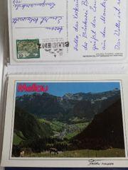 Ältere POSTKARTEN aus Vorarlberg ca