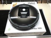 iRobot Roomba 980 Staubsauger Schwarz