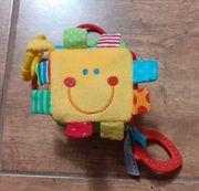 Activity Baby Spielzeug Würfel Babydream