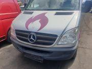 Schlachtfest Mercedes Sprinter 315 CDI