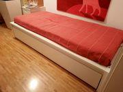 IKEA MALM-Bett 90x200 mit 2