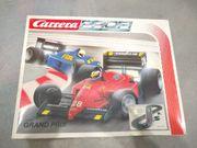 gebrauchte Carrera Rennbahn Grand Prix
