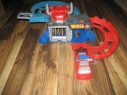 Transformers Auto-Track Rennbahn Hasbro Roboter