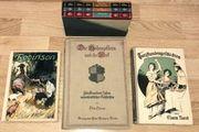11 Antiquarische Bücher