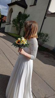 Schönes Brautkleid Gr 42-44