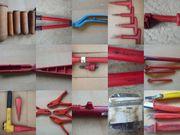 Elektriker Werkzeug Tools Kabel Smalcalda