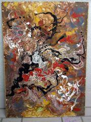 Gemälde Irrsal Wirrsal von Eva