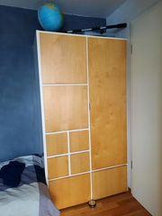 Kleiderschrank Rakke von IKEA