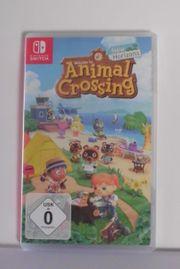 Switch Spiel Animal Crossing New