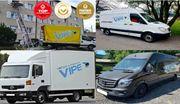 VIPE Umzug Transport Entrümpelung Räumung