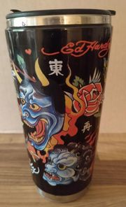 Thermobecher von Ed Hardy Collection