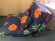 Verkaufe Sessel Zusatzbett