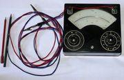 Sammlerstück Messgerät Volt Ampere