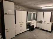 NOBILIA Küchenzeile Einbauküche mit Elektrogeräten