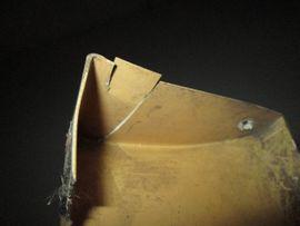 Dethleffs Seitenblende Seitenleiste rechts gebr: Kleinanzeigen aus Ranstadt - Rubrik Zubehör und Teile