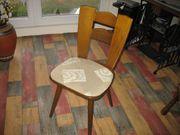 9 massiv Holz Stühle Eßzimmer