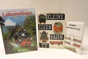 3 Bücher Modelleisenbahn Vetter deutsche