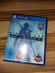 Ps4 Spiel Rise of The