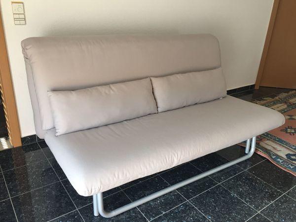 Schlafcouch Schlafsofa Gastebett 160x200cm Kaltschaum Mit Lattenrost