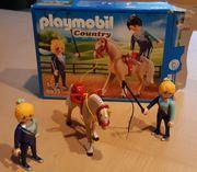 Playmobil Voltigiertraining
