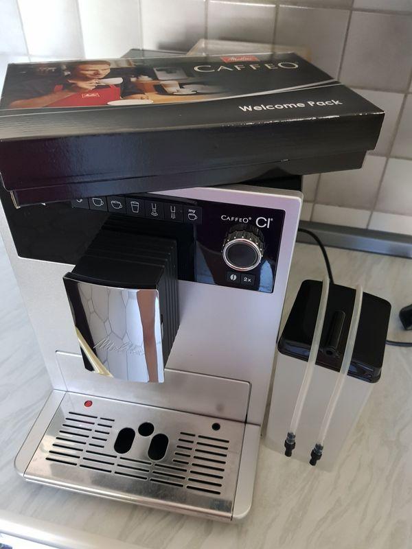 Melitta Kaffeevollautomat Melitta Caffeo CI