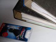 Einscannen Ihrer Dokumente Akten
