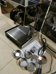 Lelit PL41TEM Espressomaschine Siebträger Kaffeemaschine
