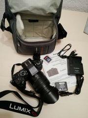 Panasonic Lumix G 81 Systemkamera