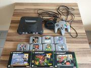 N 64 und eine NES