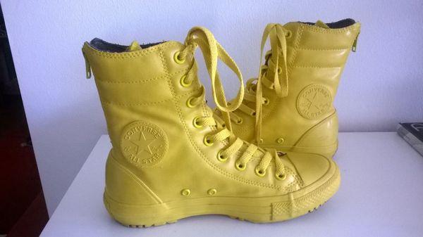c89647eae8a5f Converse Chucks rubber high mit Zipper in Größe 37.5  US Special  in ...