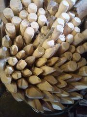 Holz Pfosten Angespitzt ca 60