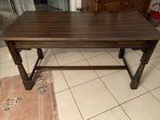 Tisch - Schreibtisch mit 2 Stühlen
