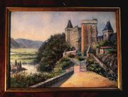 Top Gemälde Schloss Pau Geburtsort