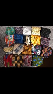 krawatte 19 Stück