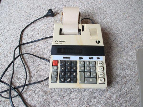 Marrken -Tisch - Rechner