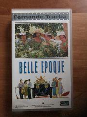 Belle epoque VHS Fernando Trueba