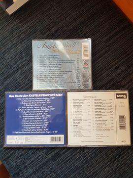 CDs, DVDs, Videos, LPs - Kastelruther Spatzen Weihnacht CD Angela