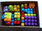 Verkaufe Mega Bloks Bausteine 123