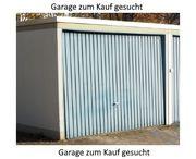 Suche Garage zum Kauf evtl