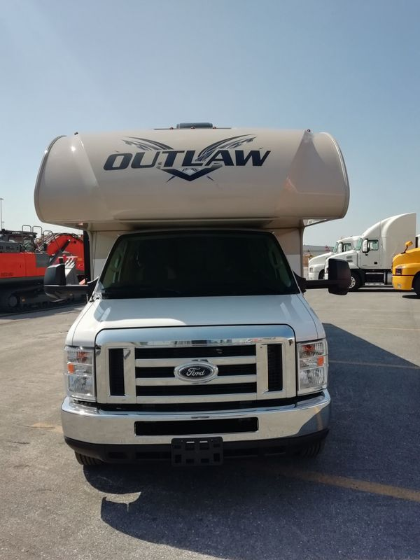Brand new american motorhome with