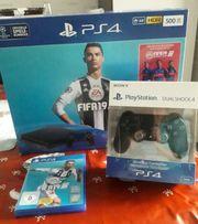 Verkaufe Playstation PS4
