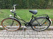 Vintage Damen Fahrrad 28 3-Gang