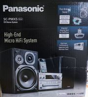 Panasonic SC-PMX5 Originalverpackt
