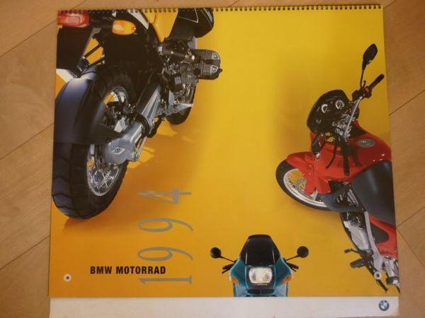 BMW Motorrad Kalender R1100GS Boxer
