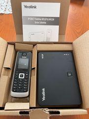 YEALINK SIP-W52P IP DECT TELEFON