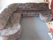 4-tlg Couch-Garnitur einzeln kombinierbar in