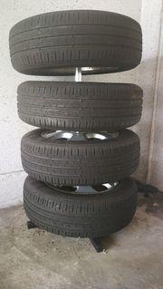 4 Reifen Conti 195 65