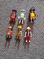 36 playmobil Figuren Sammlung