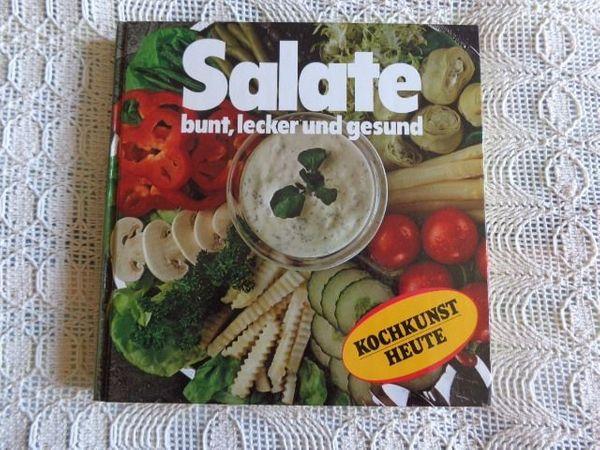 Kochkunst heute Salate - Vintage erschienen